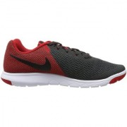 Nike Flex Experience Run 5 Men'S Grey/Red Running Shoes