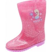 Cizme din cauciuc pentru fetite Disney Frozen CCD-03 Fucsia 29