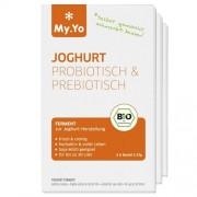 Biologisch Yoghurtferment doosje met 6 zakjes