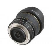 Sony Objetivo SAMYANG 8mm F3.5 Umc ojo de ojo de pez A (Encaje: Sony Alpha - Apertura: f/3.5 - f/22)