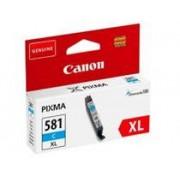 Canon Bläck Canon Cli-581c Xl 8,3ml Cyan