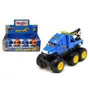 MAISTO FRESH METAL - BUILDER ZONE: QUARRY MONSTERS - TOW TRUCK