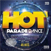 Video Delta Various Artists - Hot Parade Dance Winter 2019 - CD