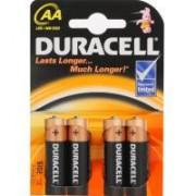 Baterije Duracell LR6 AA MN1500 B4
