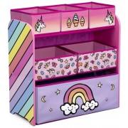 Rainbow Dreams Eenhoorn TB83402RD Houten Speelgoed Opbergkast