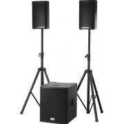 Audiomix Colunas e altifalantes Sistema amplificado 2.1 SS-7.2