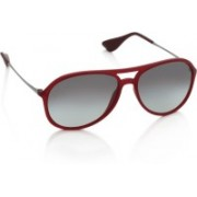 Ray-Ban Aviator Sunglasses(Grey)