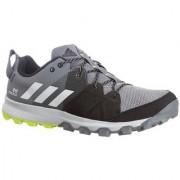 Adidas Men'S Kanadia 8 Tr M Ntnavy Ftwwht And Tecste Running Shoes