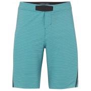O'Neill Hyperfreak Hydro Comp Boardshorts : green aop - Size: 34