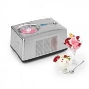 Klarstein YO & YUMMI, aparat pentru producerea de înghețată și iaurt înghețat, 2 în 1, 150 W, 1,2 l, oțel inoxidabil (TK49-Yo&Yummy)