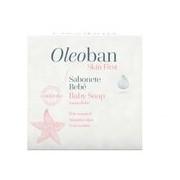 Oleoban sabonete bebé higiene e hidratação da pele sensível 90g - Oleoban