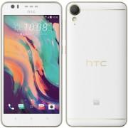 Telefon mobil HTC Desire 10 Lifestyle, LTE, RAM 2GB, Stocare 16GB, Stone Polar White