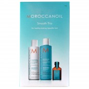 Moroccanoil - Smoothing Trio Set (Incl. GRATIS Treatment)
