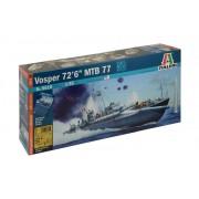 Italeri 5610 - 1:35 Vosper 72''6' MTB 77