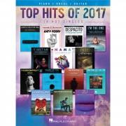 Hal Leonard Top Hits Of 2017