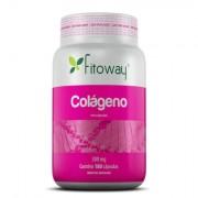 Colágeno Fitoway 300mg - 180 Cáps