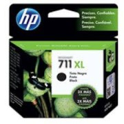 HP Bläckpatron HP 711XL (CZ133A) svart 80ml