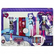 My Little Pony Equestria Girls School Fashion B1779 Photo Finish set de joaca