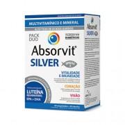 Absorvit Silver 30 Cápsulas 30 Comprimidos