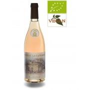 Chateau La Canorgue rose AOC Côtes du Lubéron 2019 Roséwein Biowein
