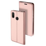 Dux Ducis Skin Pro Xiaomi Mi A2 Lite Flip Cover - Rose Gold
