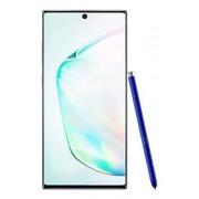 Samsung Galaxy Note Factory Teléfono Celular Desbloqueado, Nota 10+, 256 GB, Aura Plata