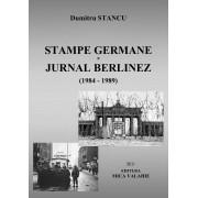 Stampe germane. Jurnal berlinez (1984-1989) (eBook)