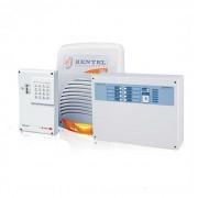 BENTEL SECURITY Bentel KIT NORMA antifurto cablato centrale 8 zone con comunicatore GSM/LTE + sirena da esterno