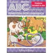 Povestea Oitei Gogosica -Colectia ABC-ul povestilor terapeutice