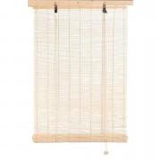 Rolgordijn Bamboe basic - naturel - 60x180 cm - Leen Bakker