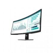 """Монитор Dell P3418HW, 34"""" (86.36 cm) IPS панел, WFHD, 5ms, 1 000:1, 300 cd/m2, DisplayPort, HDMI, USB"""