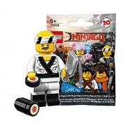 Lego (Lego) Mini Figure Lego Ninja Go The Movie Sushi Chef ?71019-19?