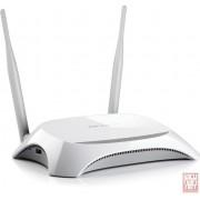 TP-Link TL-MR3420, 3G/4G Wireless N Router, 4xLAN/1xWAN/1xUSB, 2x5dBi