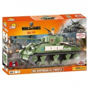 Cobi Malá armáda 3007A World of Tanks M4 Sherman A1 Cobi 5902251030070