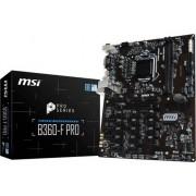 MSI Placa Base MSI B360-F Pro