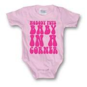 Nobodys Puts Baby In A Corner Body, Babybody