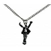 Michael Jackson táncos nyaklánc
