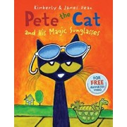 Pete the Cat and His Magic Sunglasses, Hardcover/James Dean