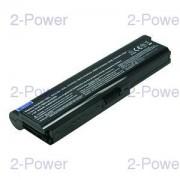 2-Power Laptopbatteri Toshiba 10.8v 7800mAh (PA3636U-1BRL)