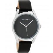 OOZOO JR Horloge Zwart JR294