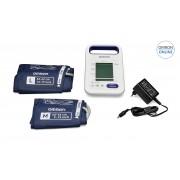 Tensiometru profesional portabil OMRON HBP - 1320, cu acumulator, validat clinic