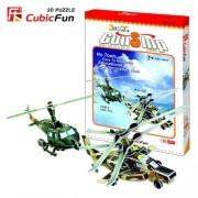 """CubicFun 3D Puzzle DIY-Series """"Gunship"""""""
