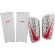 Nike Scheenbeschermers Mercurial Flylite Superlock Raised On Concrete - Grijs/Rood