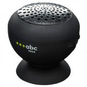Boxa Portabila Waterproof Cu Microfon Negru ABC TECH