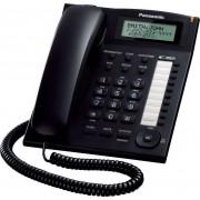 Panasonic Kx Ts880exb Telefono Fisso A Filo Con Vivavoce Kx-Ts880exb