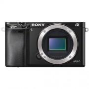 Sony Alpha A6000 - Solo Corpo - Nero - 4 Anni Di Garanzia