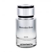 Mercedes-Benz Mercedes-Benz Silver eau de toilette 75 ml da uomo