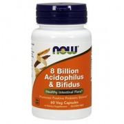 Now Acidophilus és Bifidus kapszula - 60 db kapszula