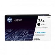 Tóner HP 26A negro, p/Laserjet 3100 paginas, CF226A