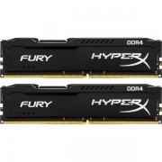 MEM DDR4 16GB 2400MHz 2x8 HyperX Fury KIN HX424C15FBK2/16